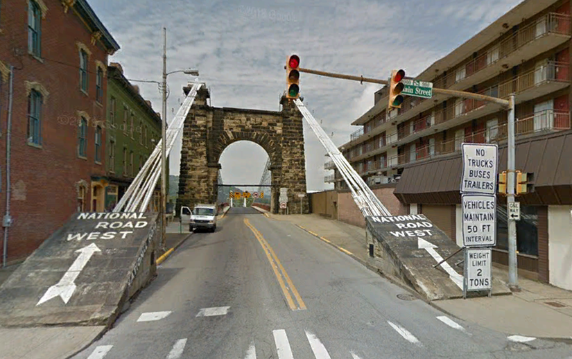 W. Va. suspension bridge reopens to traffic after nearly two months of