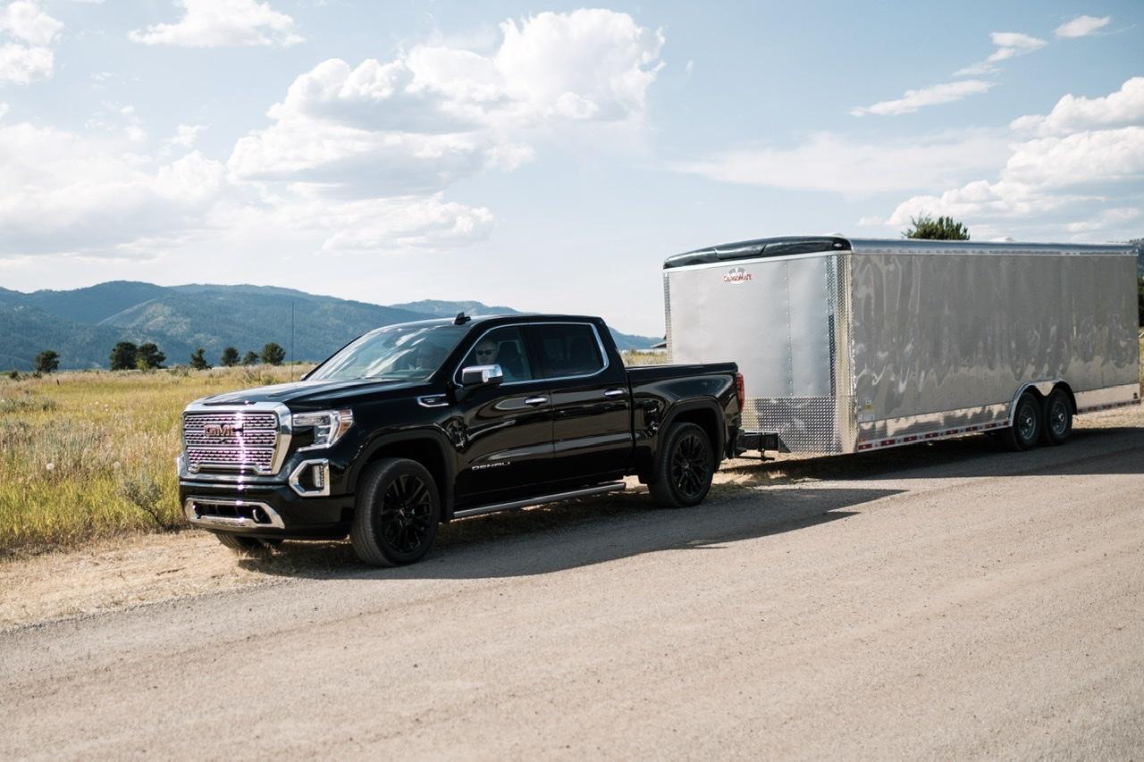 Test Drive 3l Duramax Diesel Impresses In Towing Off Roading In Gmc S 2020 1500 Sierra
