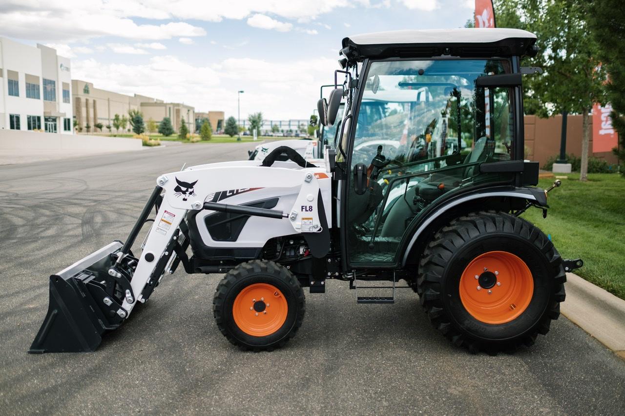 Bobcat compact tractors 2019