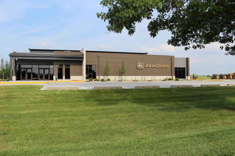 John Deere Coal Valley training facility