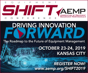 AEMP conference to focus on innovation for equipment managers