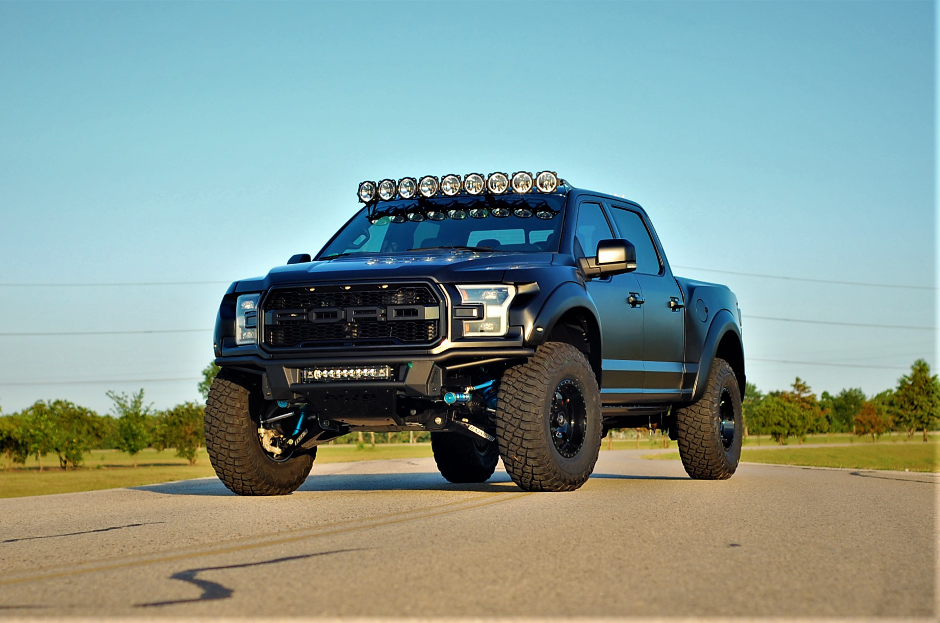 Build A Ford >> The Ultimate Ford F 150 Raptor Is A Supercharged Custom