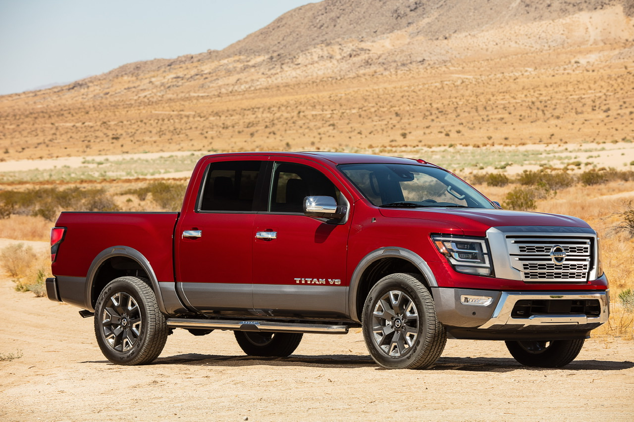 Nissan unveils 2020 Titan: New look more tech (VIDEO)