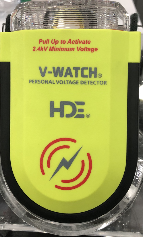 Next Gen V-Watch Personal Voltage Detector from hd electric
