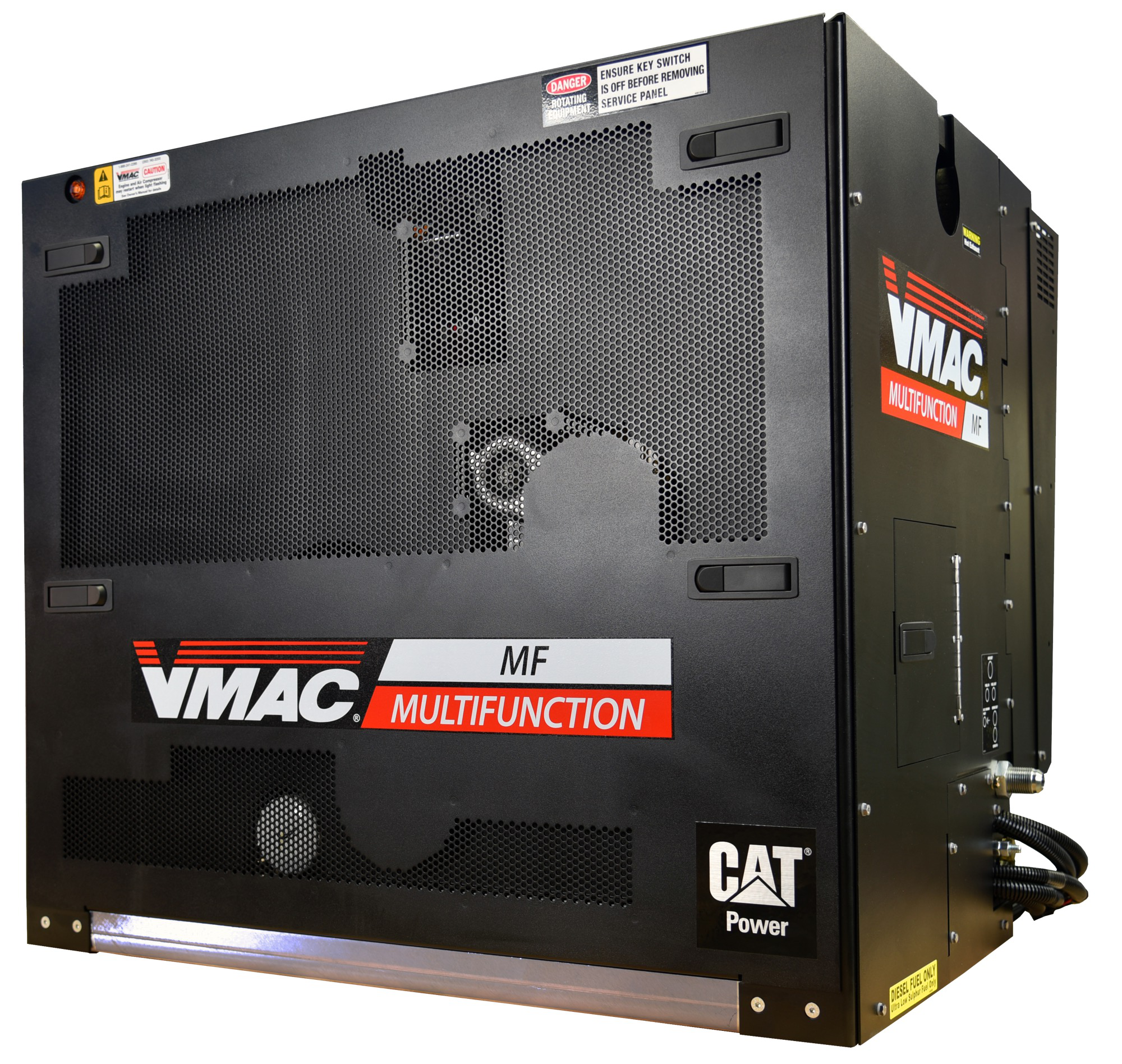 cat vmac multifuction power system