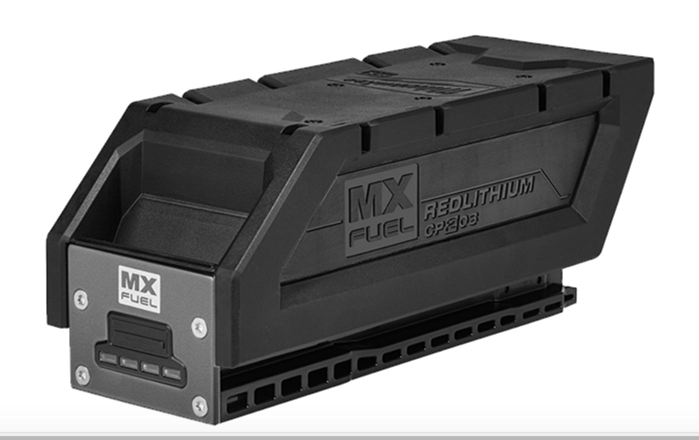 Milwaukee MX Fuel CP 203 battery