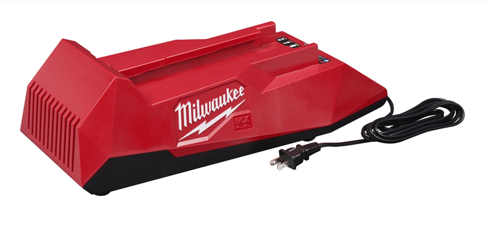 Milwaukee MX Fuel Handheld Charger