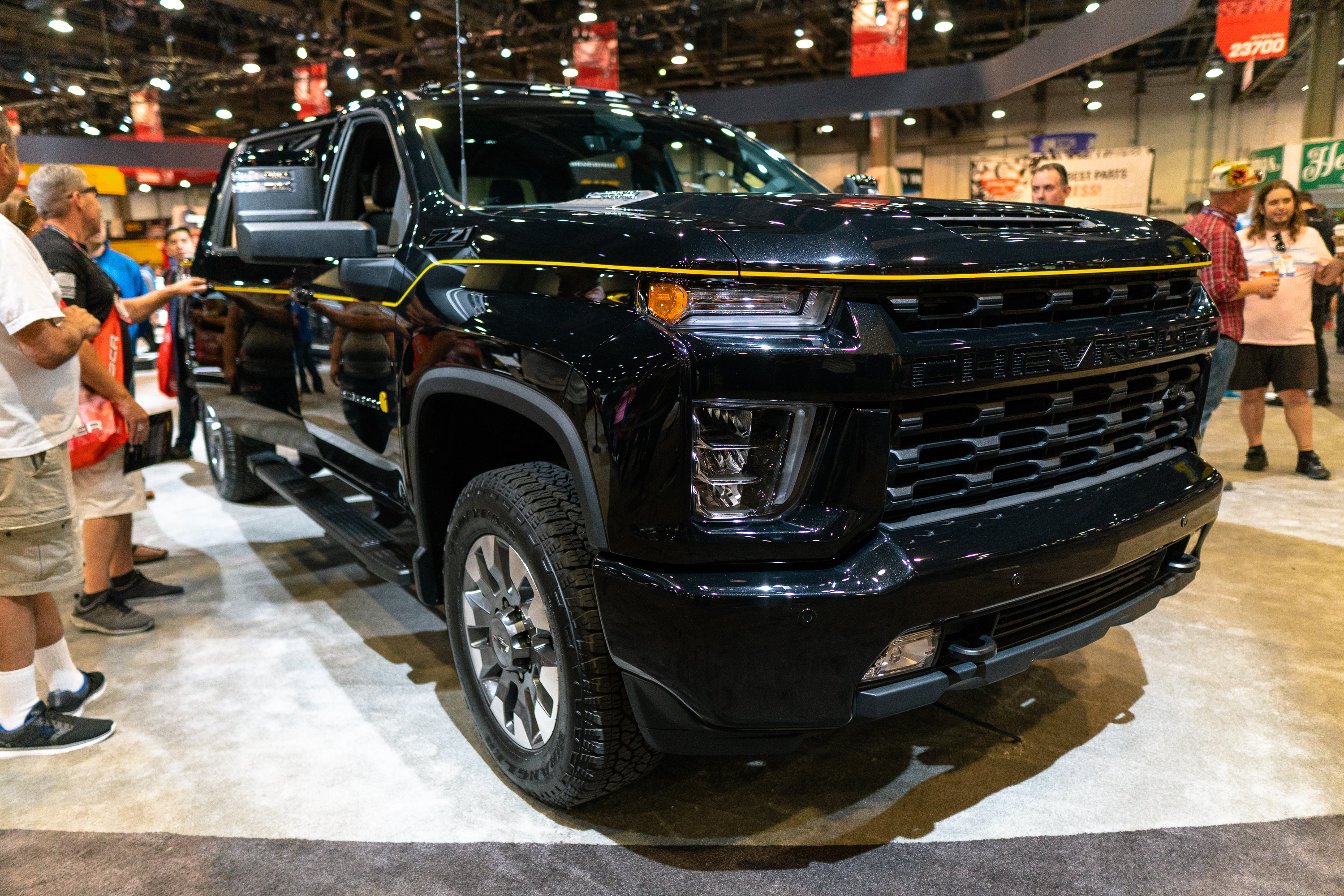 chevy's carhartt edition silverado is back—for real this