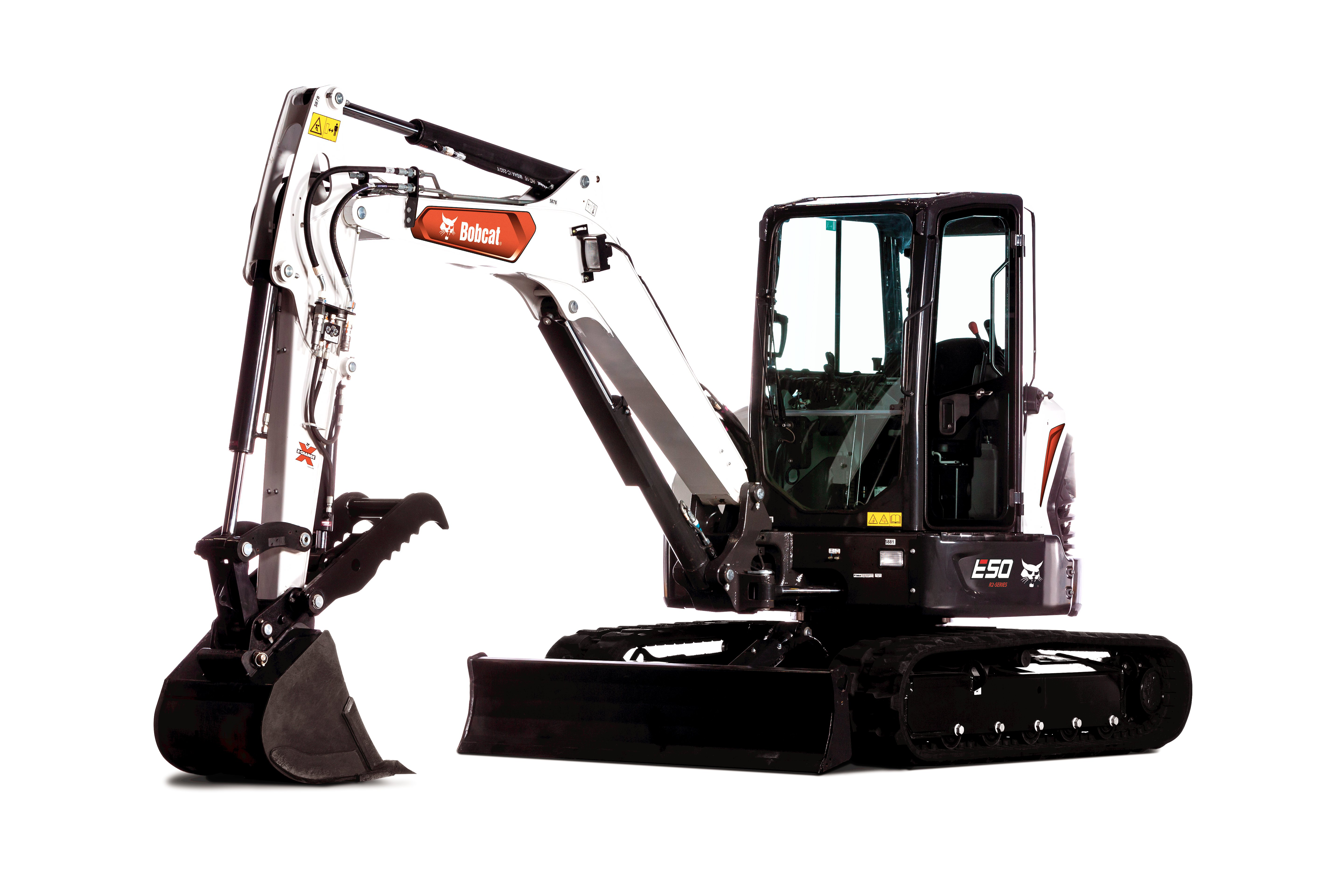 Bobcat E42, E50 increase performance in launch of new R2 ...