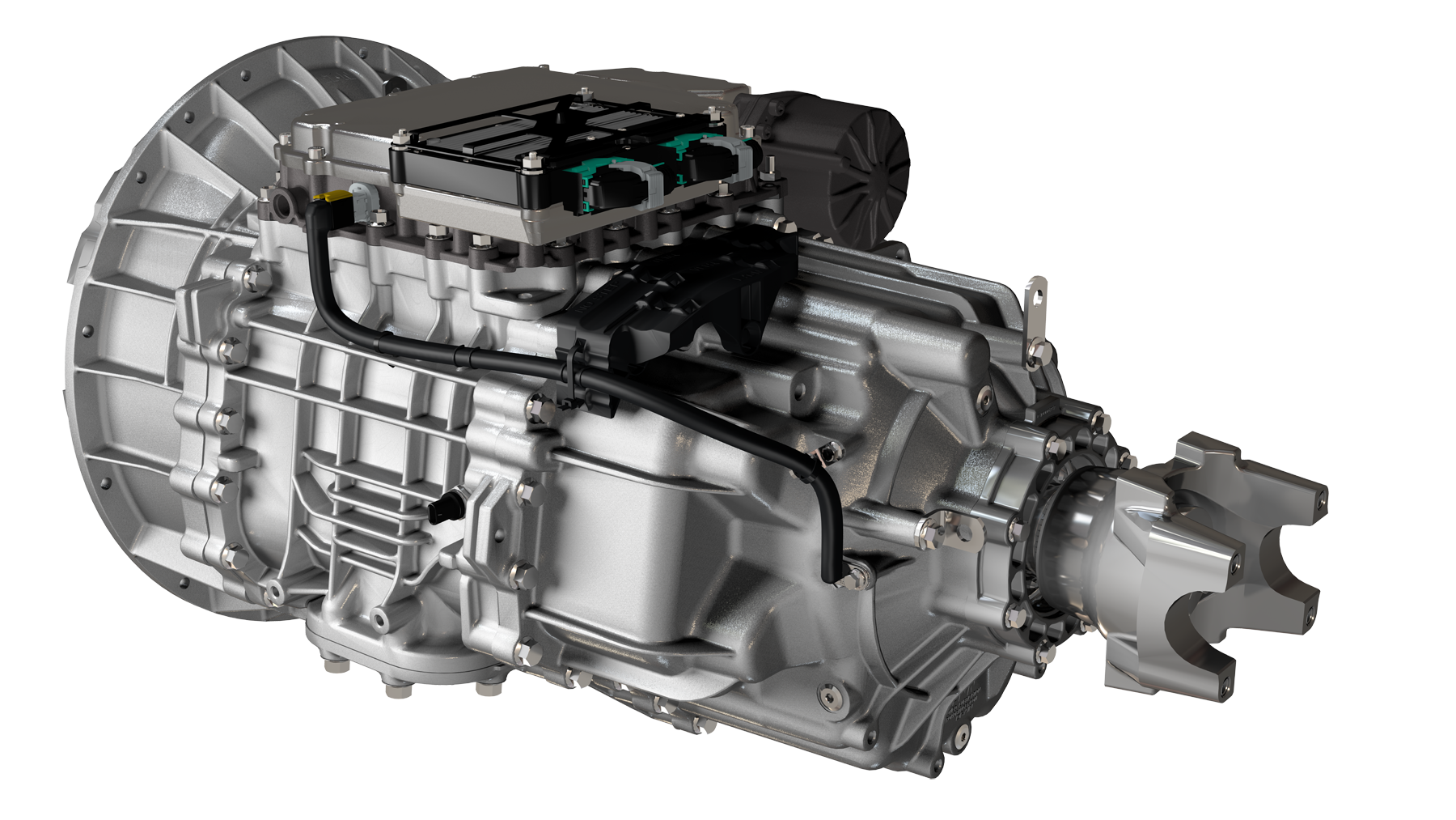 Eaton Cummins Endurant 12-speed automated manual transmission