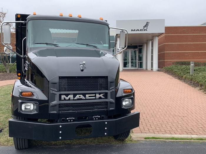 Mack MD Series