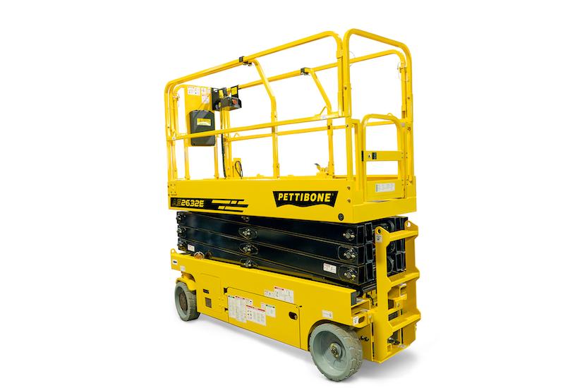 Pettibone mobile elevating work platform