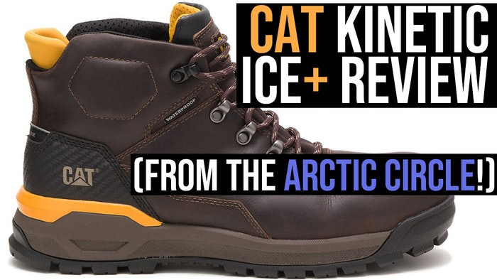 Cat Kinetic Ice+ Thumb