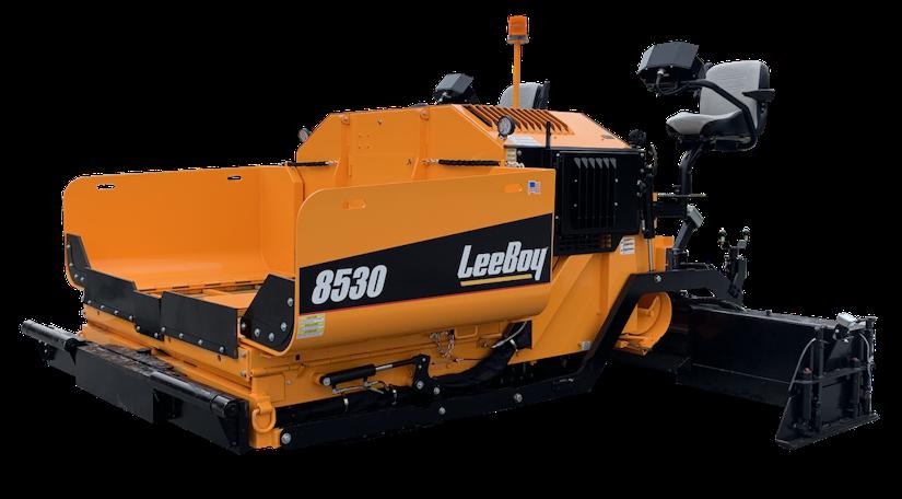 LeeBoy 8530 asphalt paver