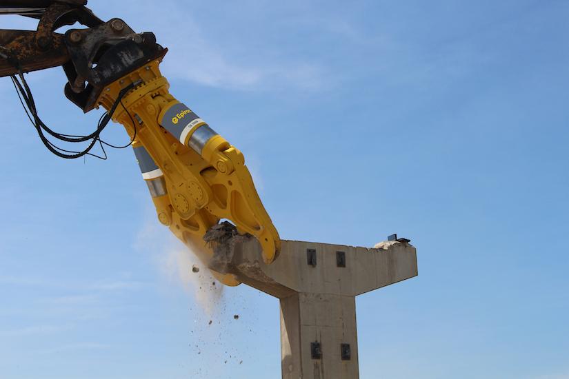 Epiroc CB 7500 Concrete Buster