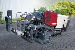 Dynapac F1250CS asphalt paver