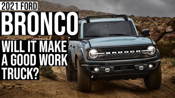 2021 Ford Bronco Thumb
