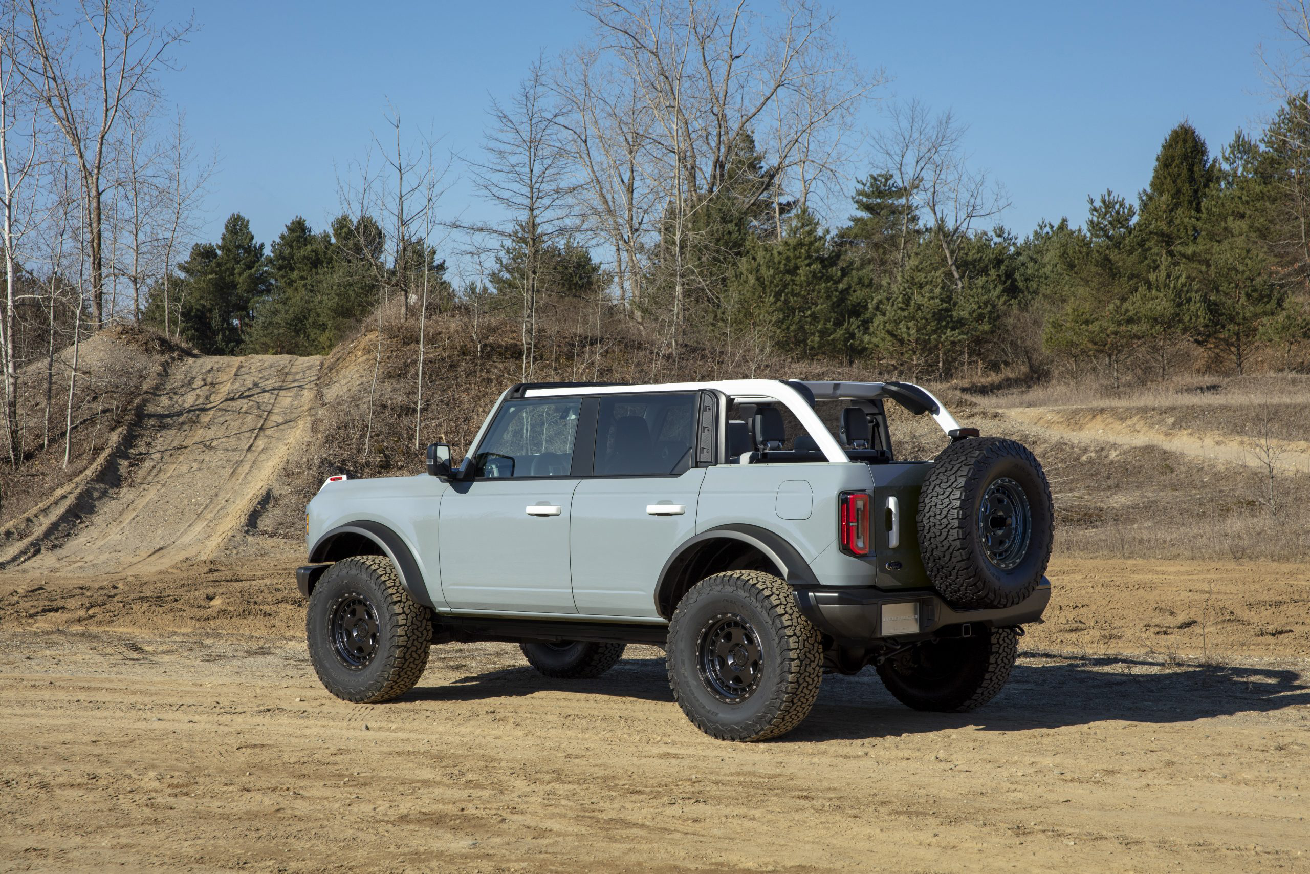 video will the 2021 ford bronco make a good construction