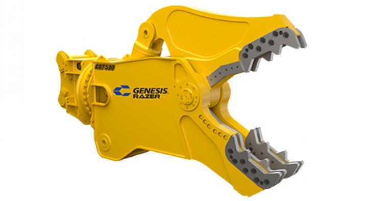 Genesis GDT590 Razer demolition tool