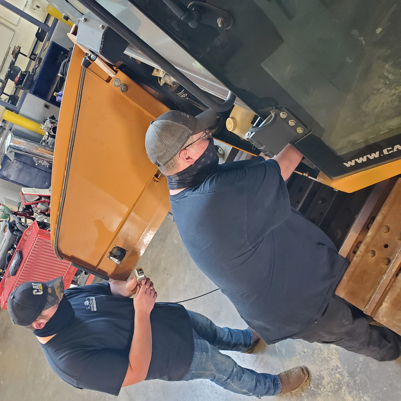 diesel tech training at Central Pennsylvania Institute