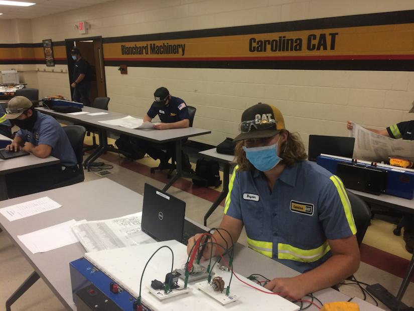 diesel tech training Florence-Darlington Technical Community College
