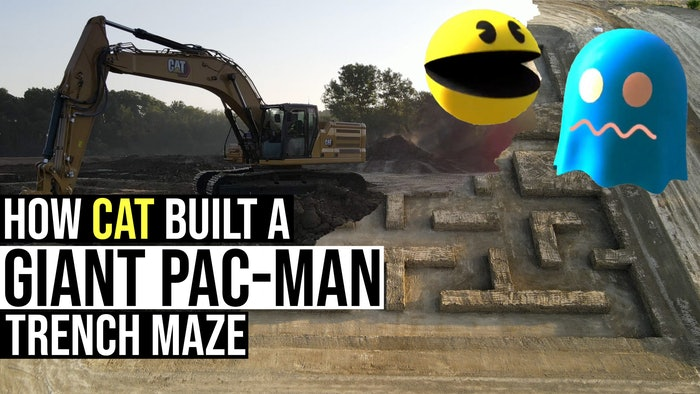 Cat Pac-Man Maze Thumb