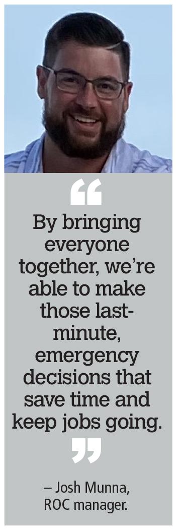 Josh Munna headshot with quote