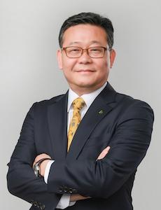 J.Y. Kim, president of Hyundai Construction Equipment Americas