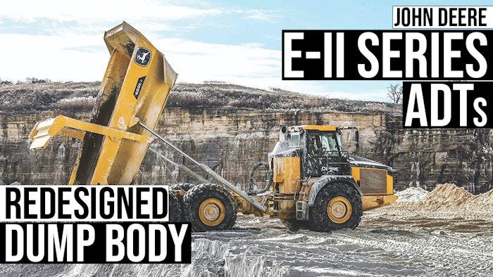Deere E-II Series ADT Thumb