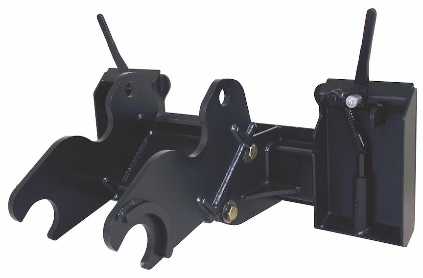 Construction Attachments Skid Steer Adaptor