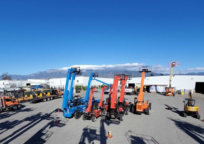 EquipmentShare California