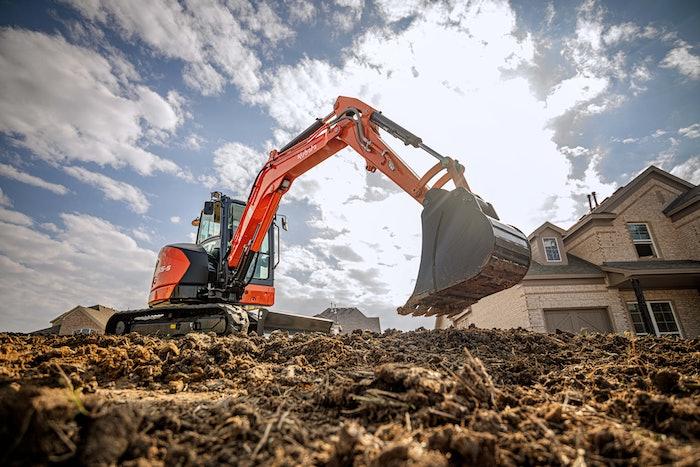 Kubota U55-5 Next Gen Excavator