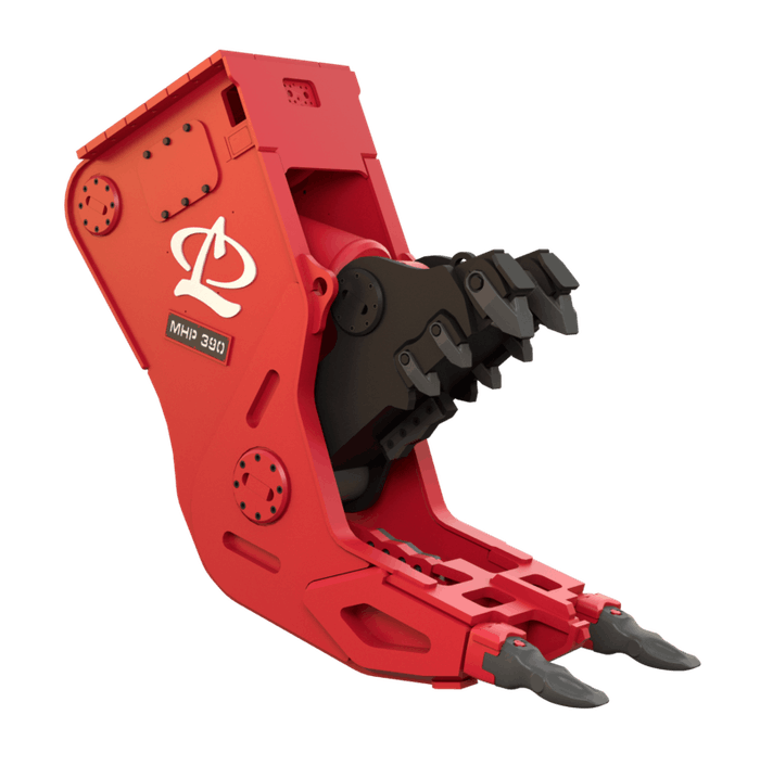 LaBounty MHP 390