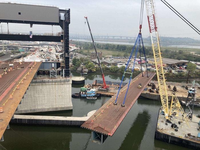 Wittpenn Bridge orthotropic deck