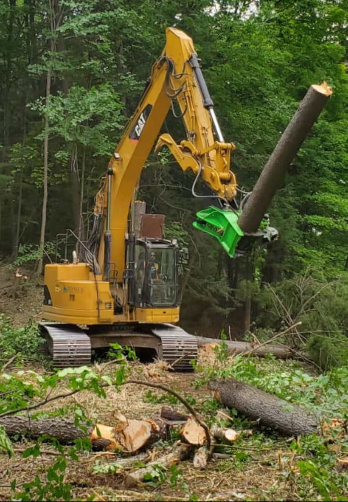 Omef Tree Shear Bi400 Action