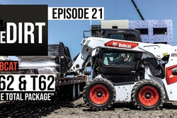 The Dirt Bobcat S62 T62 Thumb For Site