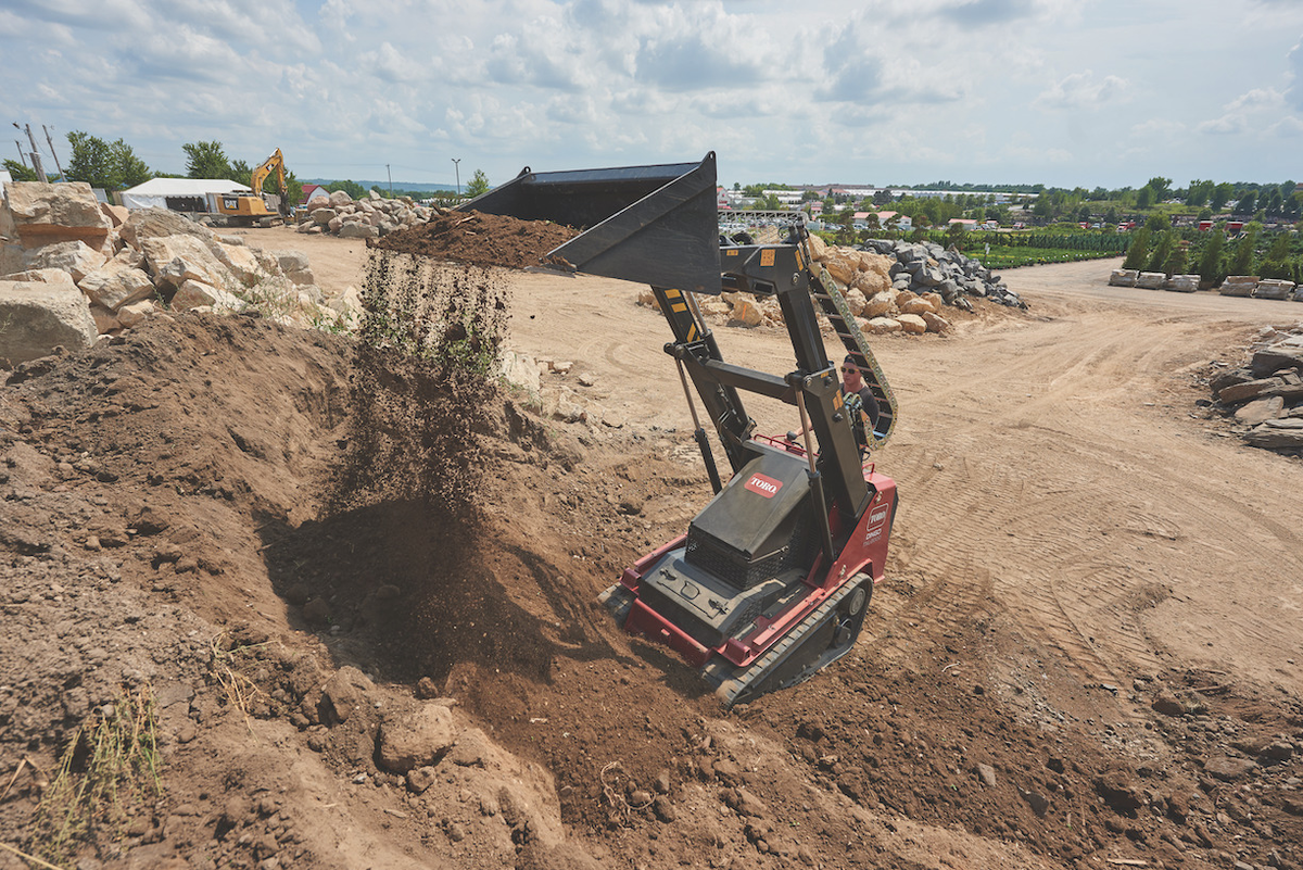 Compact Utility Loaders Storm the Market, More Versatile Than Ever Before