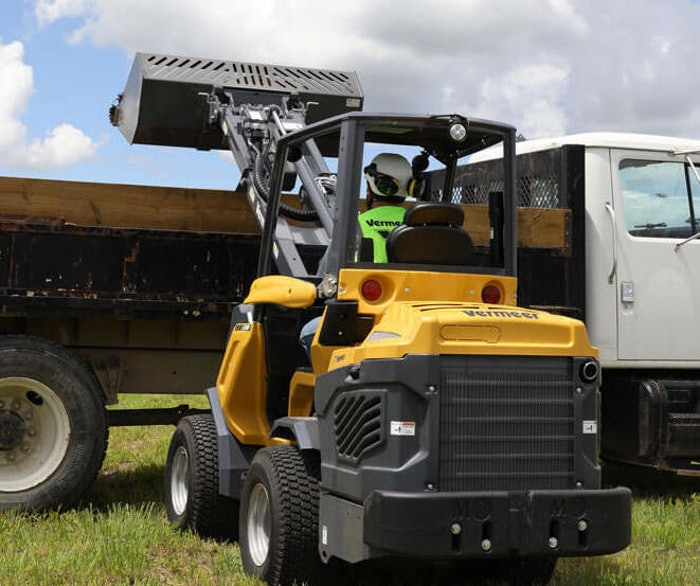 Vermeer ATX850 compact articulated loader