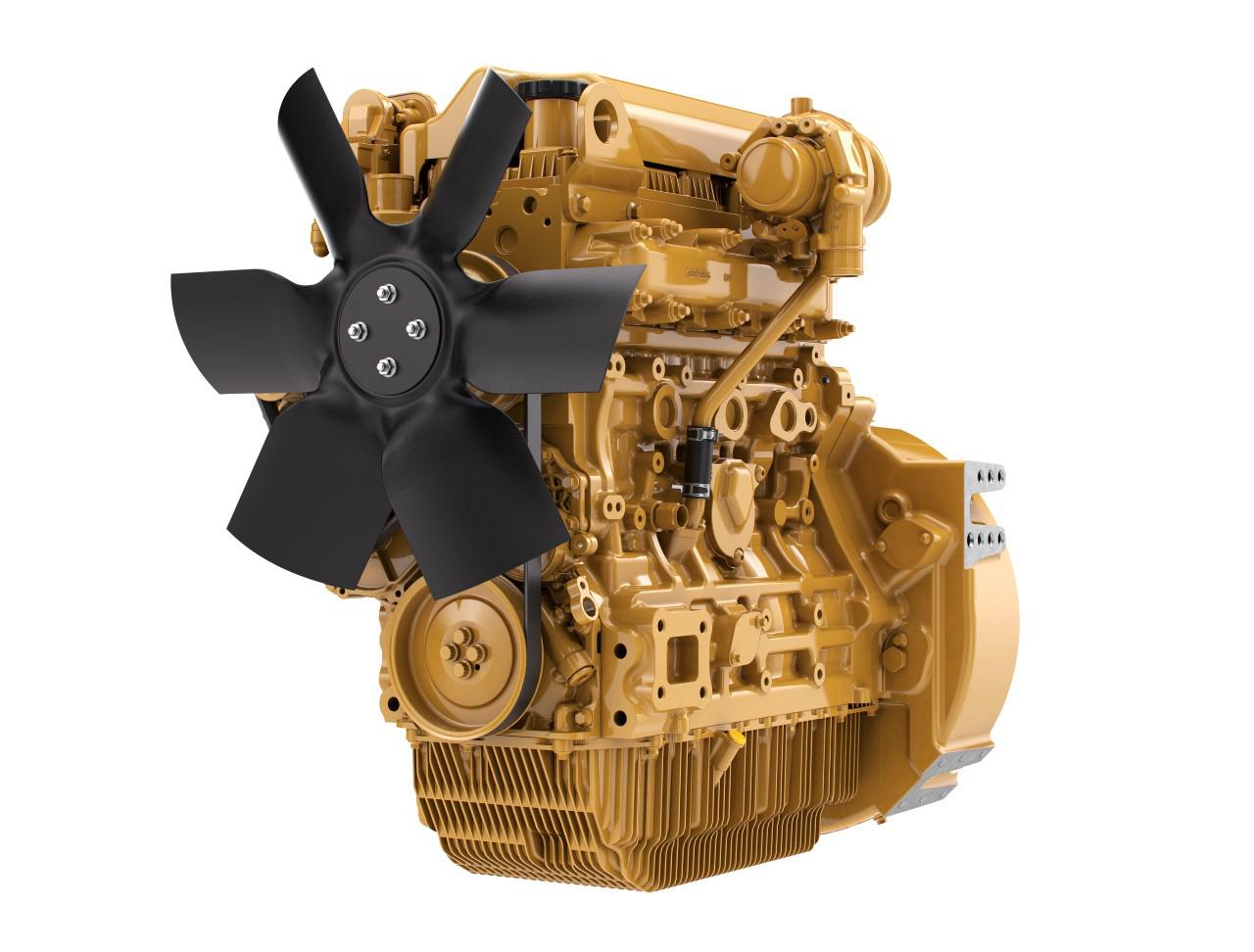 Eqw cat C3 6 Engine A011240 B C3 6 V2
