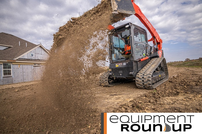 Kubota's new SVL97-2 replaces the SVL95-2S and is the company's largest CTL. More info below.