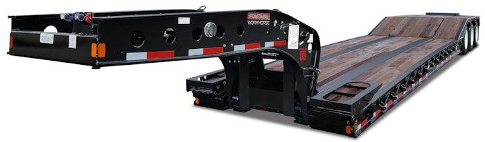Fontaine Workhorse 55PVR trailer
