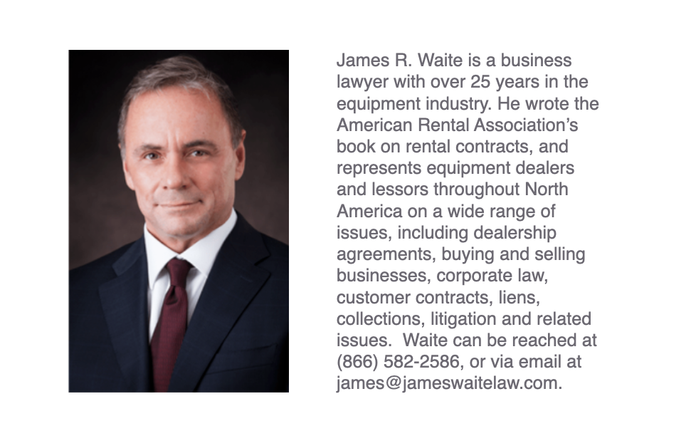 James Waite and short biography