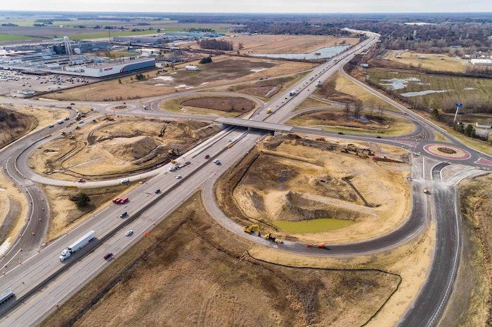 Michigan roadways
