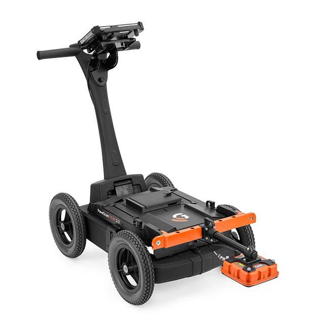 PaveScan asphalt density assessment tool
