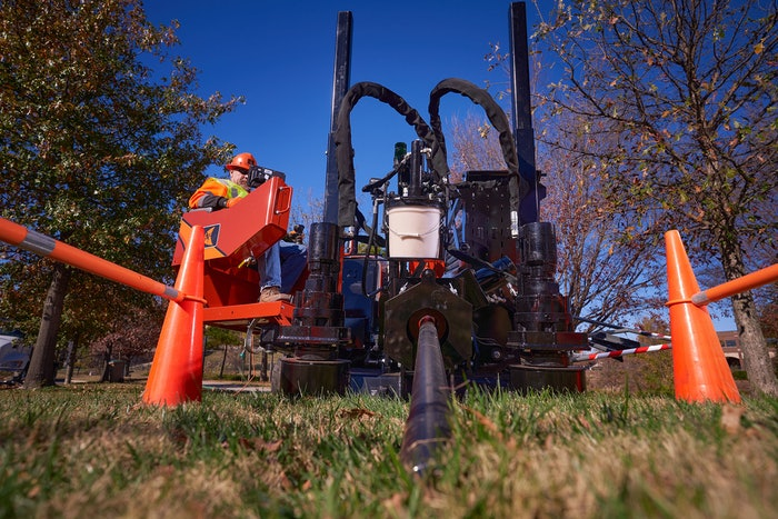 Ditch Witch JT28 directional drill