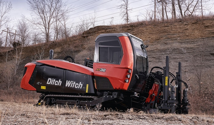 Ditch Witch AT32