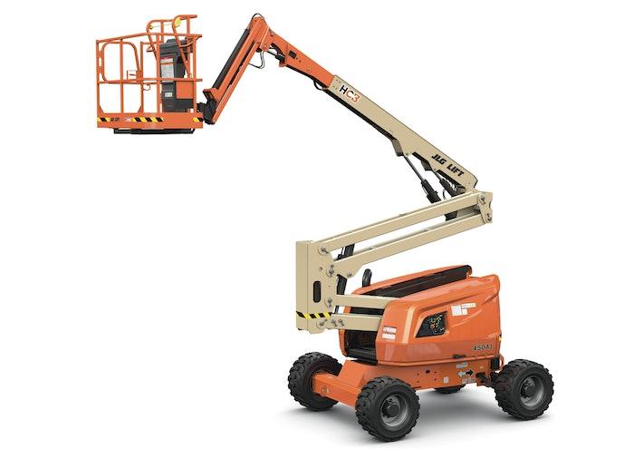 JLG 450AJ HC3 Boom Lift