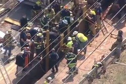 Trench collapse rescue