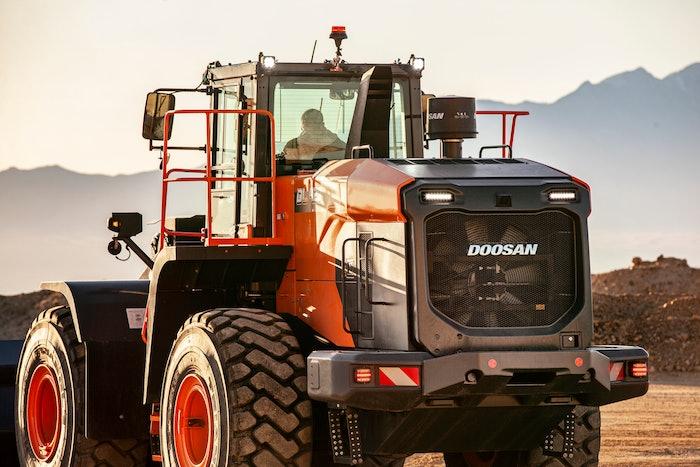 Doosan DL420-7