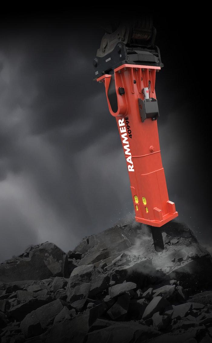 Rammer 4099E hammer